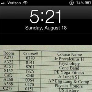 schedulephonelock
