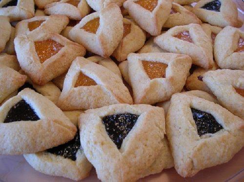 Easy Hamantaschen Cookie Recipe for Purim!